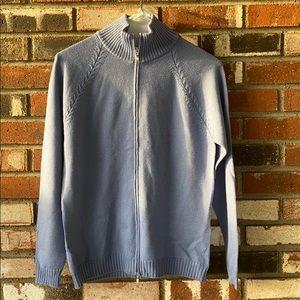 Women's Blue Gran Sasso Jacket Size Large 💙
